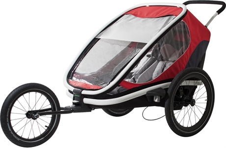 Hamax Outback Twin cykelvagn